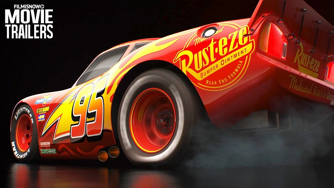 Cars 3 Meet Jackson Storm And Lightning Mcqueen In The All New
