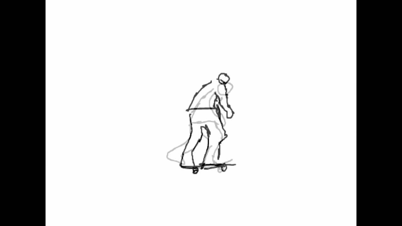 Skate Animation - Frame by Frame - YouTube