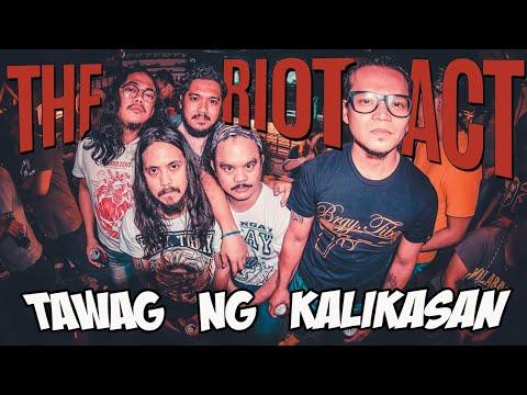 RIOT - Tawag Ng Kalikasan (Official Music Video)