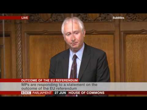 Daniel Zeichner MP for Cambridge on Leaving the European Union