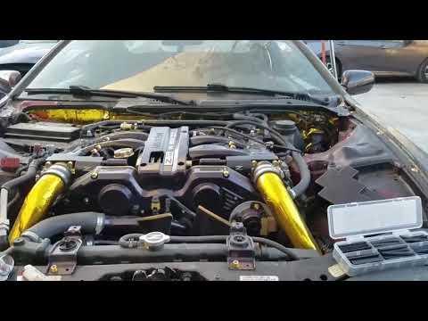 Nissan 300zx DIY PTU PLUG DELETES