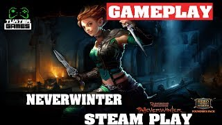 Steam Play (Proton) - Neverwinter Free to Play