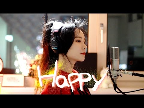 Pharrell Williams - Happy ( cover by J.Fla )