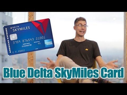 Amex Blue Delta SkyMiles Review - Perks & Benefits Explained!
