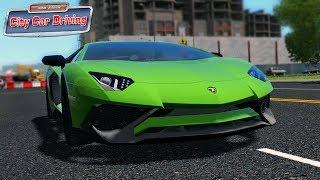 200MPH LAMBORGHINI - City Car Driving