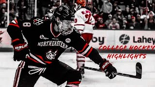 "College Hockey Highlights ""No Relations"""