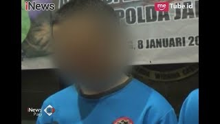 Gambar cover Ironis!! Perekam Iming-imingi Anak Rp 200 Ribu & Makanan Agar Mau Beradegan Porno - iNews Pagi 10/01
