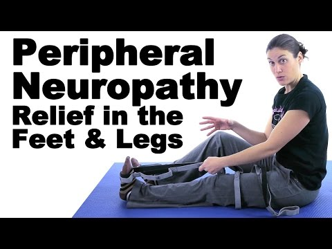 Peripheral Neuropathy Relief in the Feet & Legs - Ask Doctor Jo