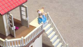 Calico Critters #4 Bad Babysitter
