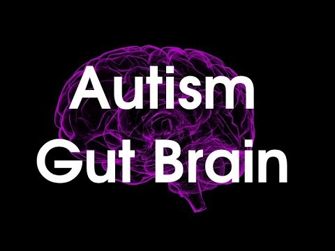 Autism Gut Brain - Gut Brain Axis