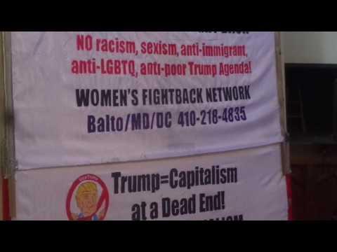 MUMIA ABU-JAMAL @ SOCIALISM AND LIBERATION CONFAB. DR NTUBA  AKWO THOMPSON