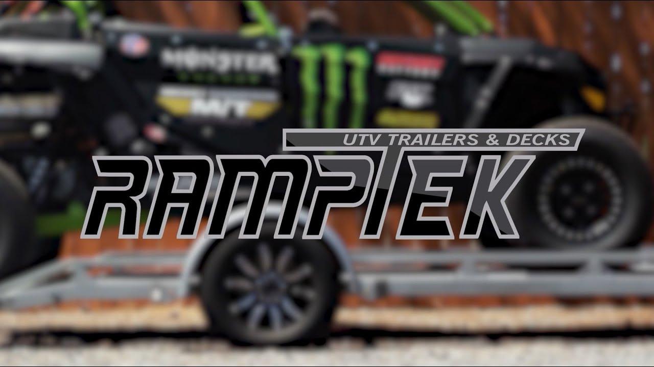 PRODUCT REVIEW: Ramptek UTV Trailers & Decks