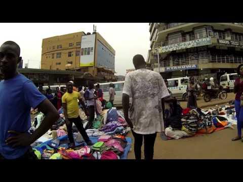 A Sunday Walk In Kampala Uganda