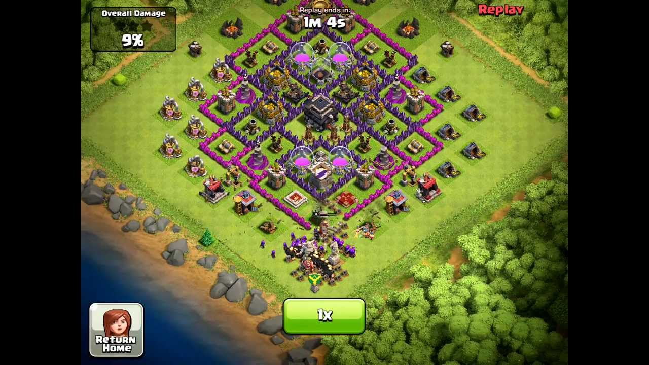Image result for coc war attack
