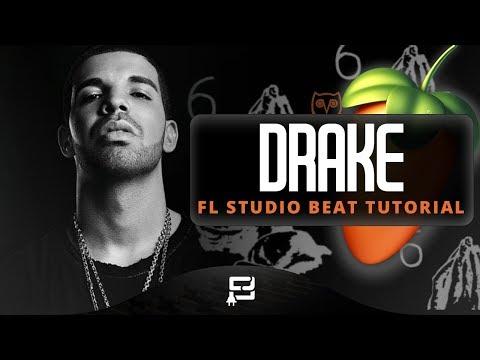 How To Make A Drake Type Beat On FL Studio 12 | Making A Hard 2018 OVO/ Trap Soul Beat