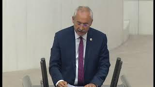 Chp Gaziantep Mv Ecz İrfan KAPLAN eczacıların sorunlarını Meclis Kürsüsüne taşıdı