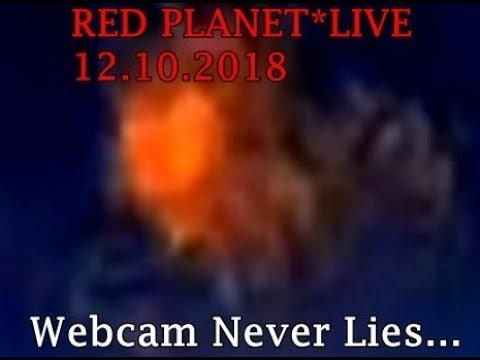 LIVE***RED PLANET***10.2.2018..WEBCAM NEVER LIES!!!