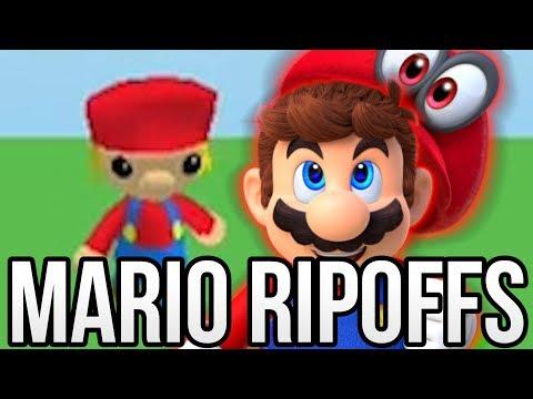 10 Strangest Ripoffs of Nintendo's Super Mario Bros. | blameitonjorge