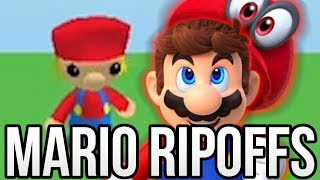 10 Strangest Ripoffs of Nintendo's Super Mario Bros.