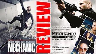 Mechanic: Resurrection - CRÍTICA - REVIEW - OPINIÓN - Jason Statham - John Doe