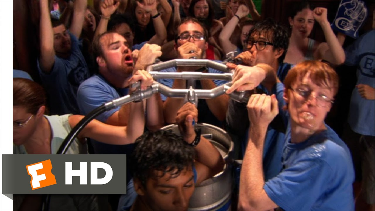 American Pie Presents Beta House Full Movie american pie presents beta house (8/8) movie clip - keg competition (2007)  hd