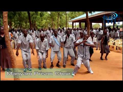 Jubilation @ Manyani Maximum Prison.