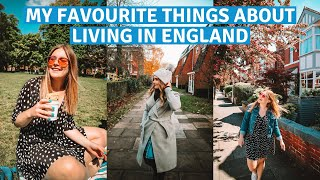 My Favourite Things About Living In England (& Manchester)