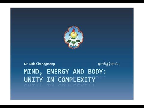 Dr. Nida Chenagtsang Mind Enery and Body