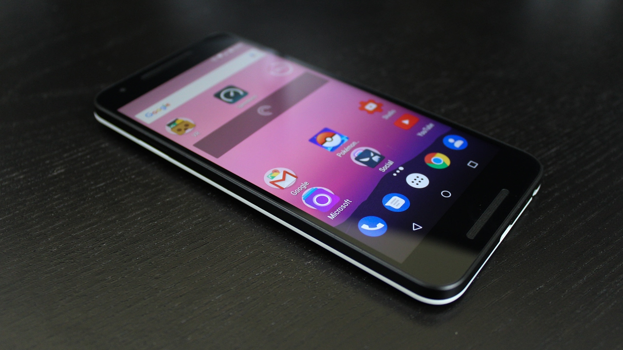 LG Nexus 5X with Android 7 Nougat Review