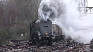 60009 with the Belmond British Pullman 2 February 2019