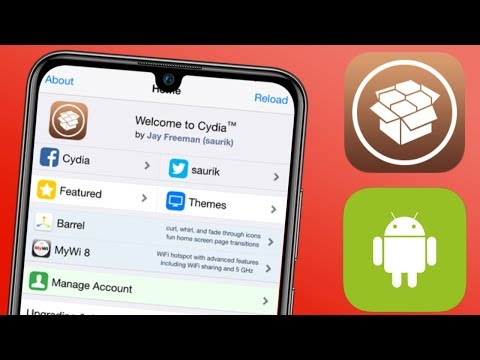 How To Download Cydia Jailbreak On ANY! Android Without Root