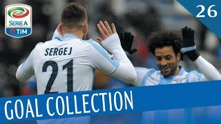 GOAL COLLECTION - Giornata 26 - Serie A TIM 2017/18 streaming