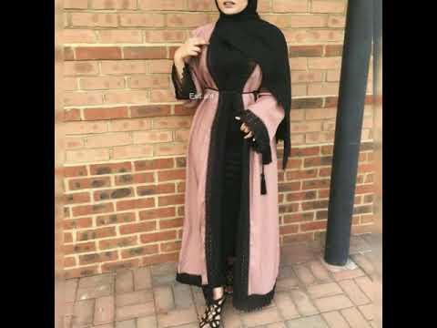 Abaya hijab fashion عبايات