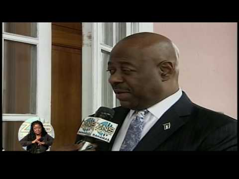 MINISTER OF TOURISM ON F.N.M SHIFT