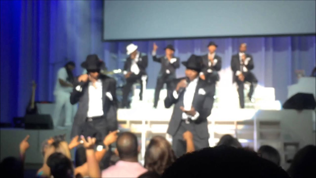 New Edition I M Still In Love With You Live Youtube