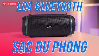Loa Bluetooth & Sạc Dự Phòng Energizer - Loa Giá Rẻ, Thương Hiệu Mỹ Lại Có Sạc Cho Điện Thoại! NGON