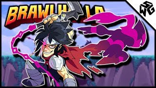 New Legend Jiro Diamond Gameplay! - Brawlhalla Gameplay :: Super Saiyan Jiro!