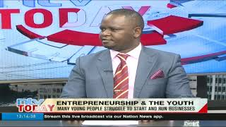 NTV Today: Entrepreneurship and the youth