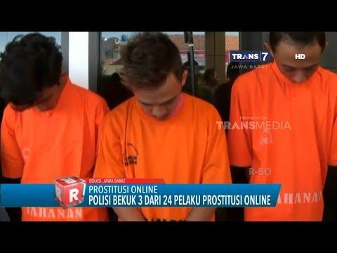 Mucikari Prostitusi Online Dibekuk Polisi
