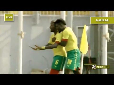 Cameroun Vs RD Congo (2-0) - Match Amical