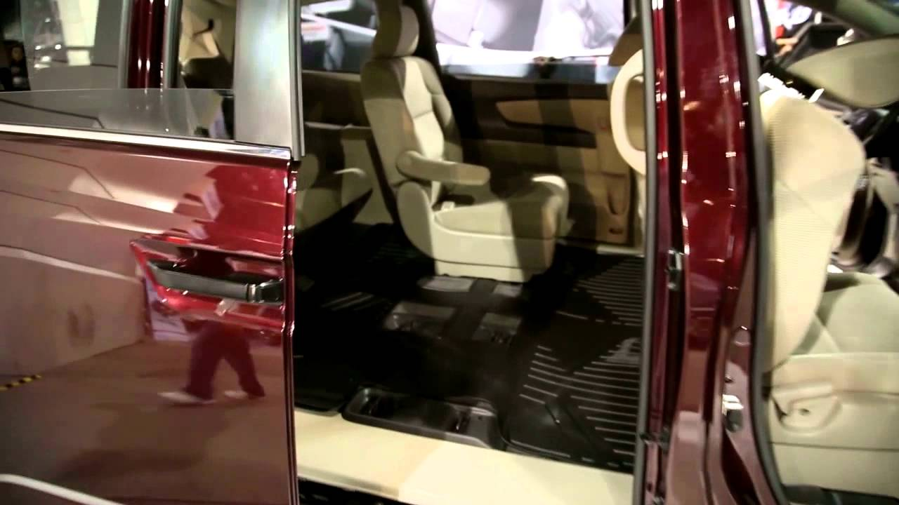 maxliner maxfloormats review - sema 2013 - youtube