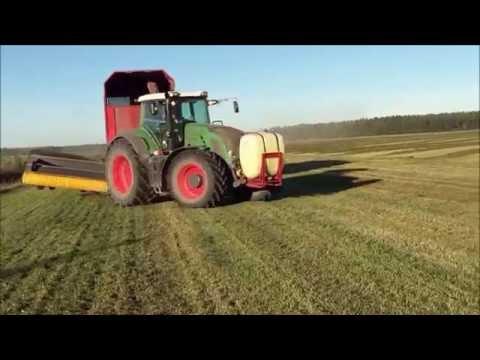 The New Forage Harvester Metsjö 1460M 3 Customers Video