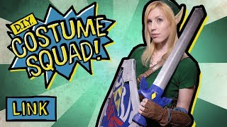 Make Your Own Link - DIY Costume Squad