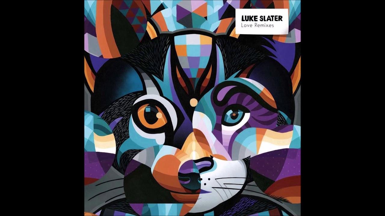 Luke Slater - Love (Burial Remix)