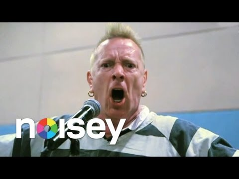 John Lydon aka Johnny Rotten in China - Noisey Meets