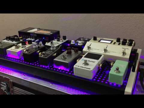 Franklyn Amps OCD Clone Review