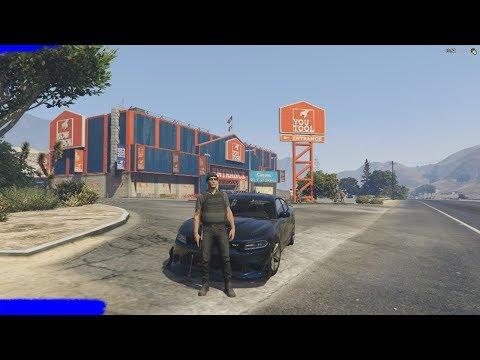 GTA 5 EDRP (2 0)# 12-Chop Shop