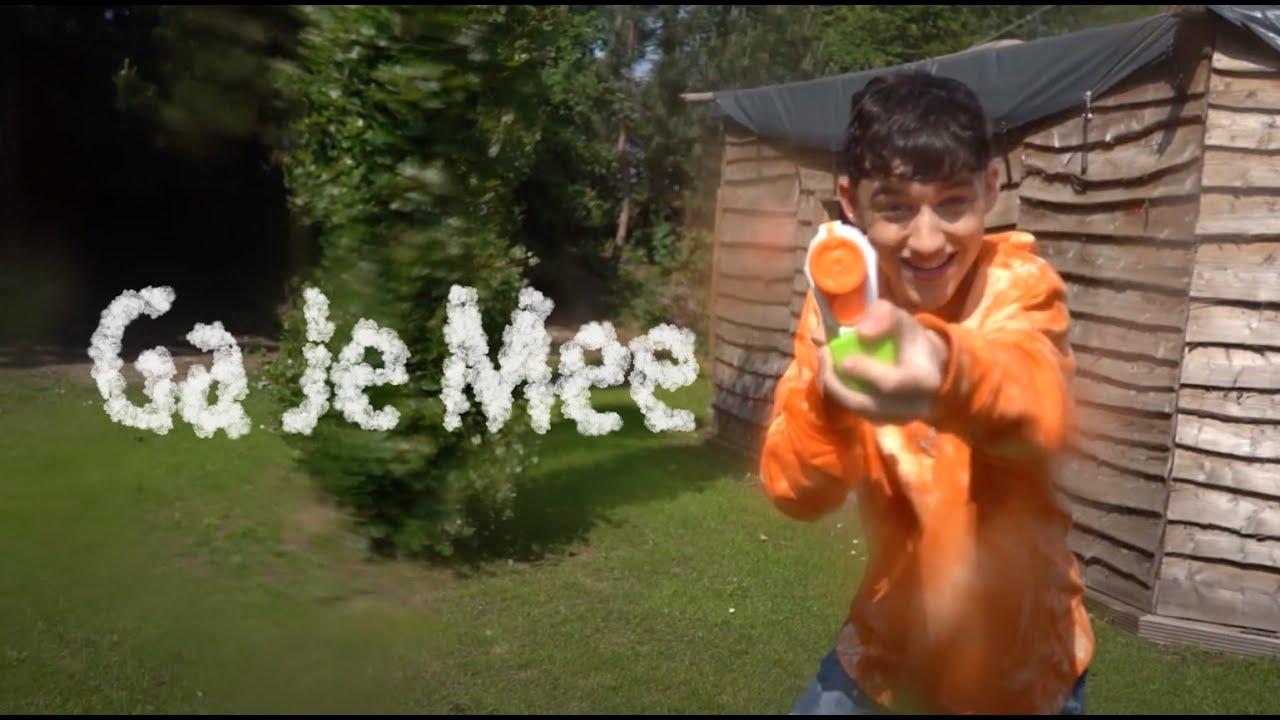 FOURCE - GA JE MEE (Max versie)