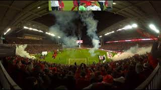 Bell VR Experience: Toronto FC Advances to the MLS Cup Final