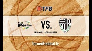 Patagonia: Pérfora de Plaza Huincul vs. Club Cipolletti #TFB